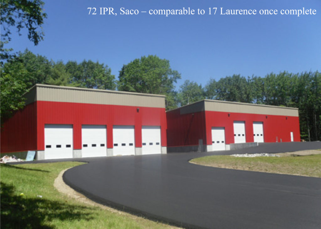 17 Laurence- To be built