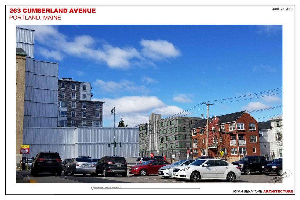 263 Cumberland Avenue, Portland