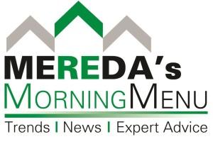 MEREDA's Morning Menu Logo