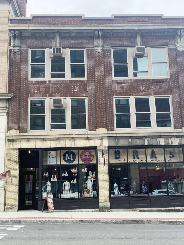 Exchange Block, Bangor