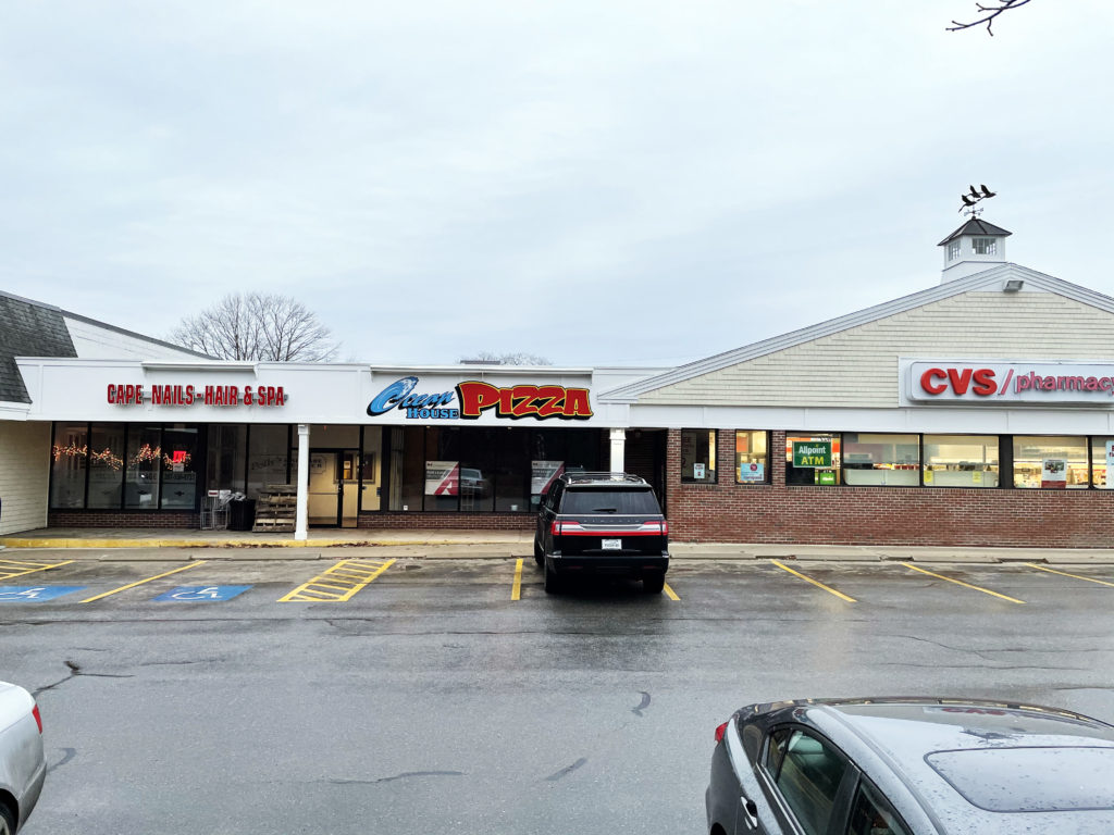 Pond Cove Shopping Center