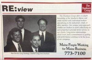 Dunham Photo 1993