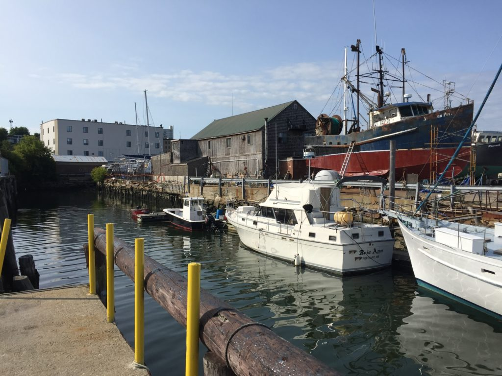 400 Commercial St-wharf photo
